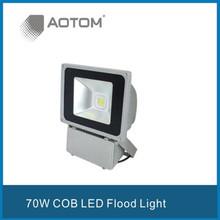 CE ROHS Bridgelux COB IP65 waterproof 70w led flood light outdoor lighting AC85-265V warm white/ white/cool white FL-70W-01