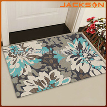 polyester printed home entrance and indoor mats