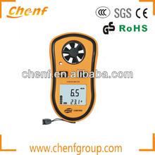 Anemometer/air flow meter/wind measurement instruments