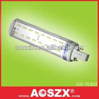 AOSZX 6w 8w 9w 10w ,5730 Samsung Led G23 G24 Led PL Lamp