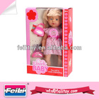 new toys lovely baby toys fashion doll with accessories doll girl toy vinyl doll