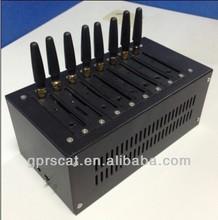 sending bulk sms 8 ports gsm modem manufacturer solution