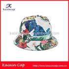 canvas bucket hat/ custom made printing bucket hat/ bucket hat and caps wholesale