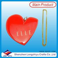 Custom dog tag wholesale heart shaped name tags heart shaped name tags