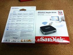 SanDisk Wireless Media Drive 64GB