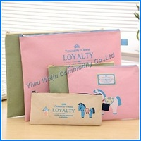 custom printing pencil case for promotion
