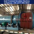 Fabricante de China de alta resistencia trommel scrubber oro lavadora