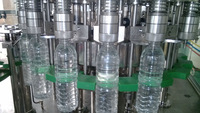 Lasted PET bottle water packaging machinery/ line / machine