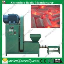 coal/charcoal briquette making machine, small briquetting plant