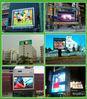 P10mm Road way Outdoor Full Color LED digital Screen sign