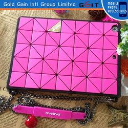 Diamond Pattern Fashion Silicon Case For IPad MINI, For IPad MINI Silicon Protector