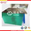 Guangzhou yuemei- Ten years guarantee polycarbonate solar panel