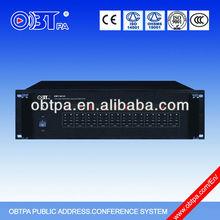 High Power PA System Equipment 1000w pa power amplifier 100v 70v amplifier