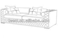 Divany Furniture living room furniture sofa LS-105C decor furniture rawalpindi