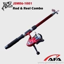 JSM fishing pen rod and reel seats,fishing tackle combo JSM16-1001
