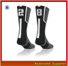 Men Sports Socks/ Fashion Numbers Men Basketball Socks/ Wholesale Men Elite Sports Socks Lucas-N305