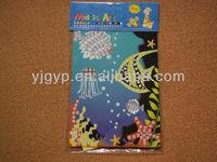 New Arrival ! cheap promotional Children DIY mosaic sticker