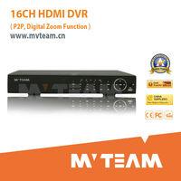Hot Sale 1U Full D1 P2P Function 16CH DVR