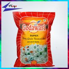 China Manufacturer Custom Plastic Rice Bag