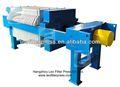 leo la prensa de filtro de aceite del filtro de prensa de la máquina