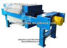 Leo filtro de aceite filtro de la máquina de prensa