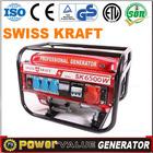 2kw 3kw 4kw 5kw 6kw 8.5kw 10kw SWISS KRAFT quiet portable gasoline generator