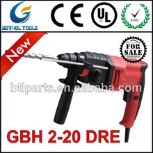 2015 NEW Power tools hammer drill electric bosch tools GBH 2-20 DRE rotary hammer drill