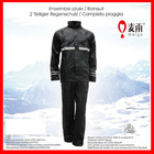 motor cycle rain coat ,includes jacket and pants