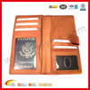 Hot selling leather passport holders wallet