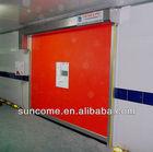 Suncome High Performance Durable Fiber Rapid Rolling Interior Door