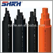 Good quality custom pe 120mm diameter pipe