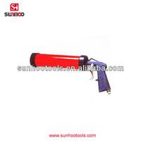 11-735-02 hot sale red elegant air caulk gun