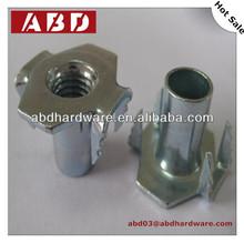 Professional Manufacturer of Steel T Nut