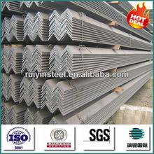 Steel angle iron factory