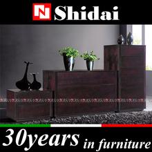 Luxury nightstand / mirrored nightstand sales / pine wood nightstand N-27