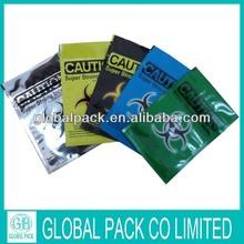 Different Flavors Caution herbal incense bag 3g 4g 10g/aution potpourri wholesale spice potpourri bag