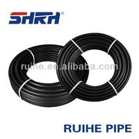 Flexible pe 50mm farm irrigation pipes