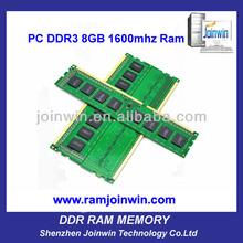 Shenzhen manufacturer pc3-12800 512mb*8 (1x8GB) memory 8gb ddr3 1600