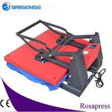 RS-6090 Heat Press Transfers Digital Power T Shirt Machine Clamshell Vertical