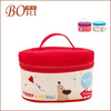 lowest price ladies' cosmetic bags make up bag roll up