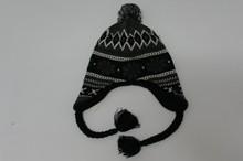 2013 -2014 mens Jacquard pattern knit hats