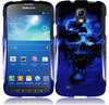 BLUE SKULL Snap-On Cover Case for Samsung Active GT-I9252 I9295