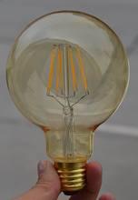 Globe Edison Bulbs G125 LED bulbs