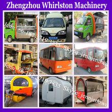 mobile catering food van/mobile kitchen food van/food vans on sale