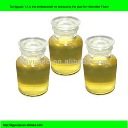 Liquid Polyurethane sealant for scrap foam
