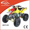 200cc air cooled atv /200cc automatic atv