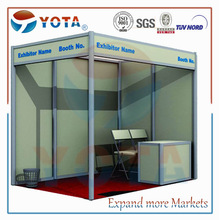 3x3 standard exhibition booth