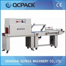 BTL-450A+BM-500 CE certificate semi automatic hot shrink film sealing equipment