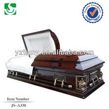 Factory sale funeral supply wholesale casket decoration