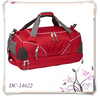 Patchwork Red Sport Duffle Bag Polyester Duffle Bag Travel Duffle Bag